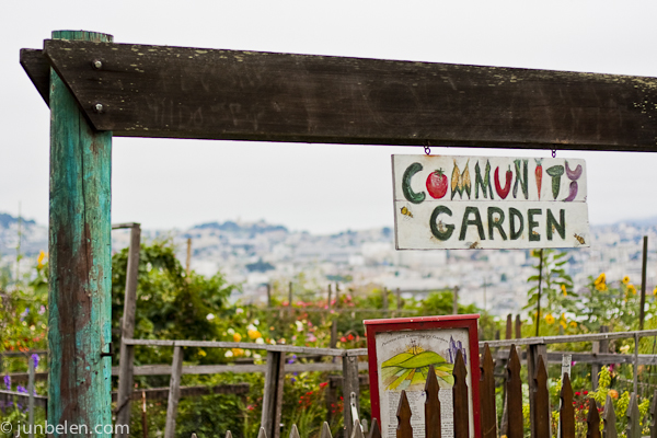 Potrero Hill Community Garden