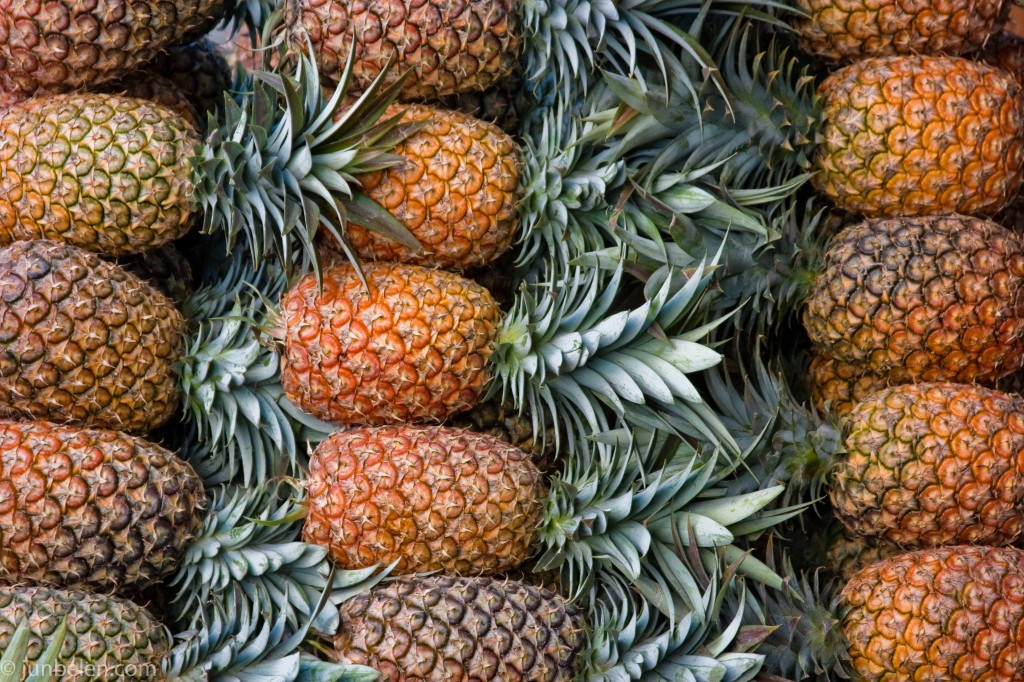 Philippine pineapples