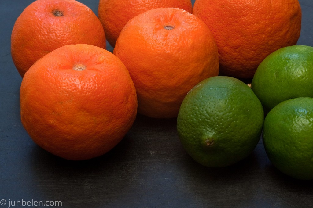 Sour Oranges and Limes