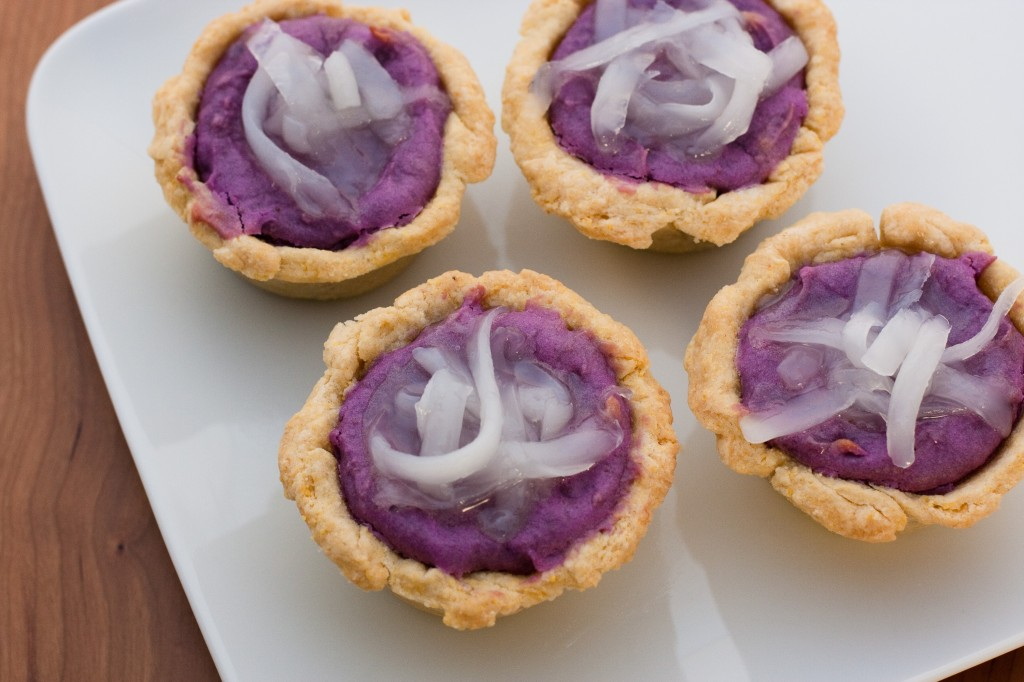 Ube Pies