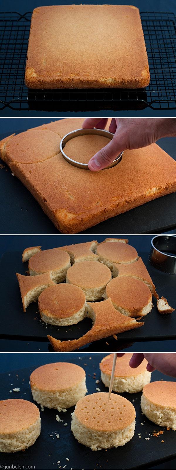 Tres Leches Shortcake