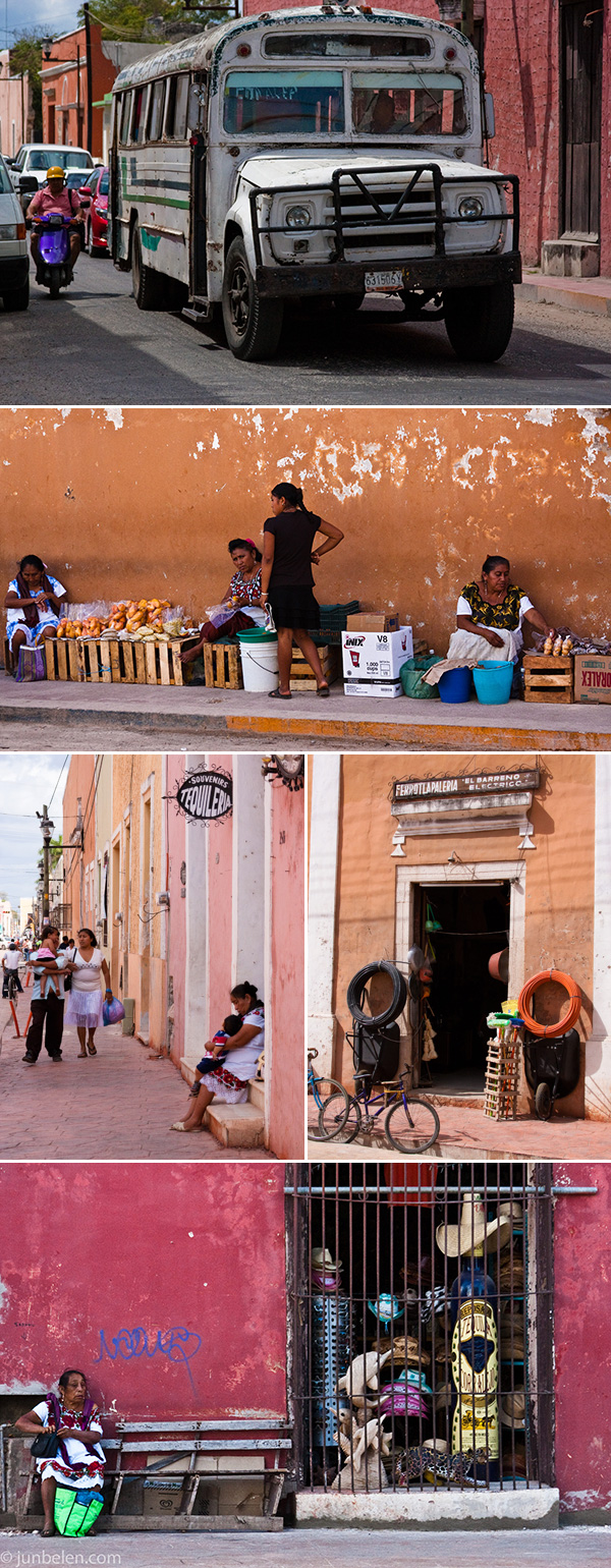 Daily Life in the Yucatan