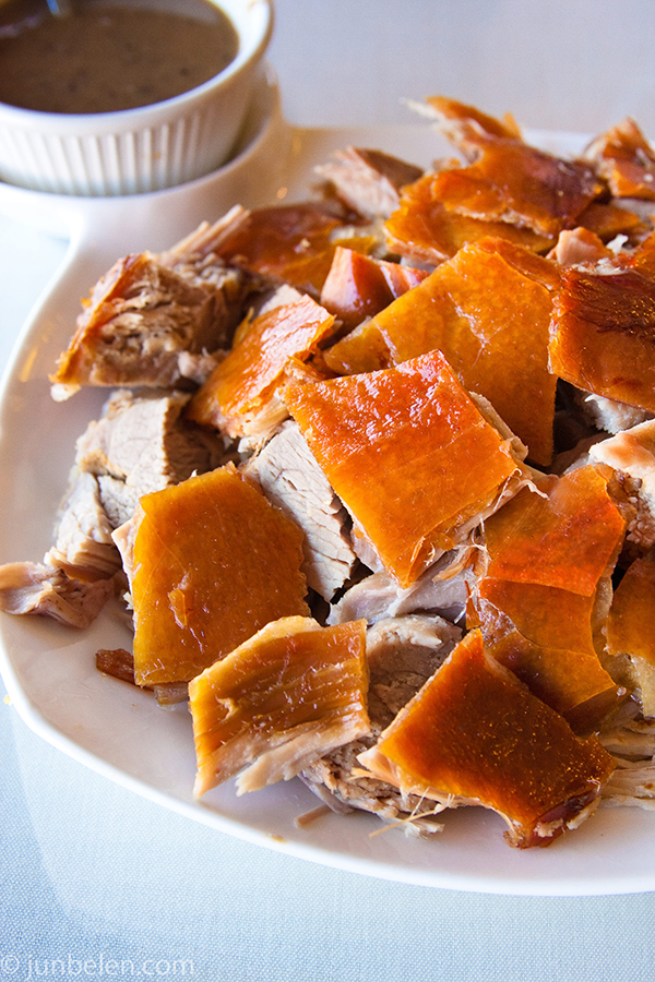 Lechon from Tastebuds