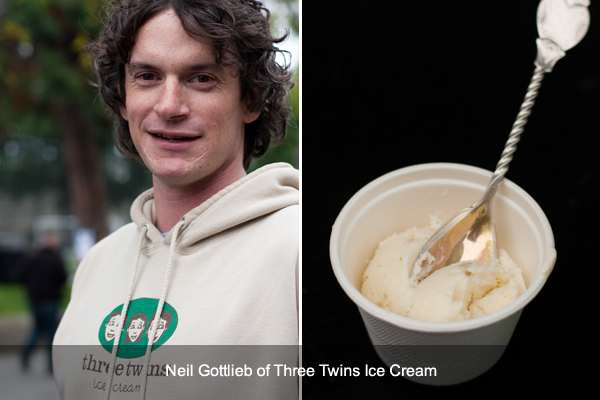 Neil Gottlieb of Three Twins Ice Cream