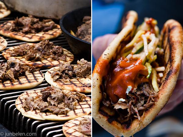 Moroccan Tacos