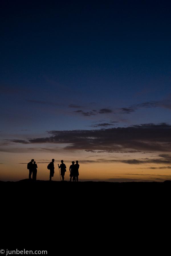 Big Island Hawaiian Sunset