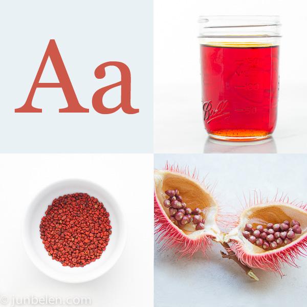 Achuete Oil