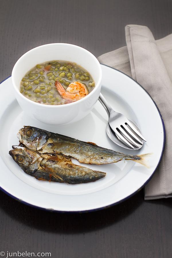 Monggo Guisado Mung Bean Stew