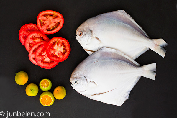 How to make fish pinangat fish soured in calamansi and for Pompano fish good to eat