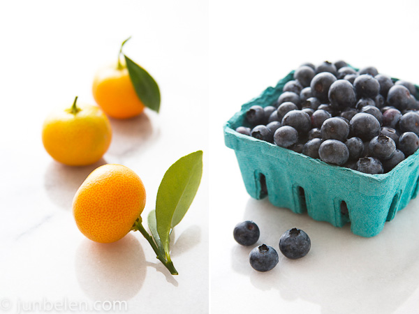 Calamansi Blueberry