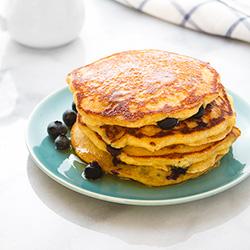 Cornmeal-Pancakes