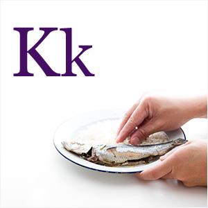 K-Glossary