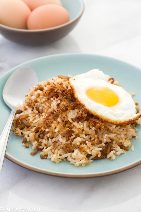 Adobo Fried Rice