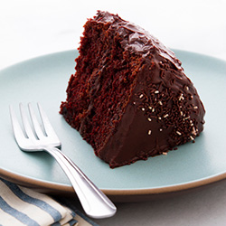 Chocolate Tablea Cake