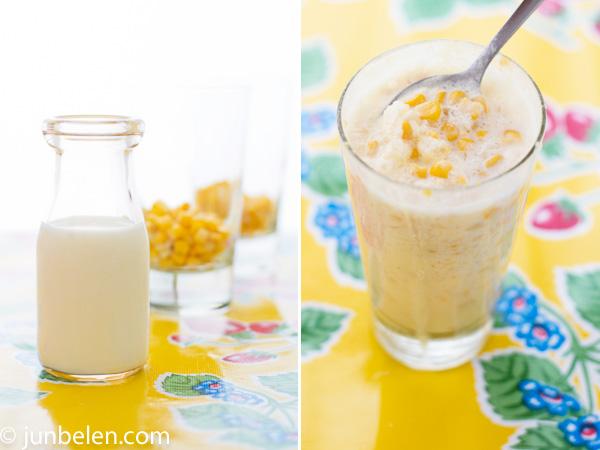 Maiz con Hielo