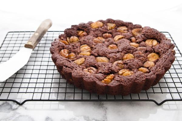 Chestnut-Cake