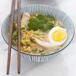 Chicken Mami Noodles