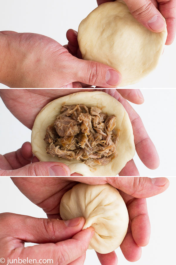 Pork Asado Siopao