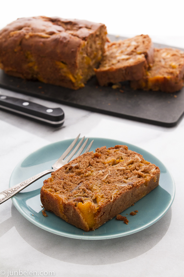 ... orange mango nut bread with mango bread peach mango coconut oil banana