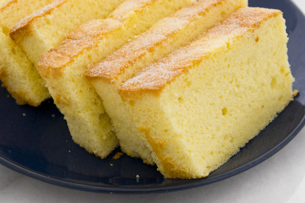 Calamansi Chiffon Cake Recipe